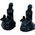 Vertigo Nautical Mermaid Bookends