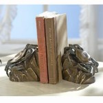 Blue Crab Bookends
