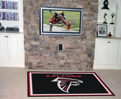 Atlanta Falcons Area Rug