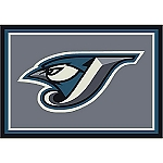 Toronto Blue Jays Team Logo Area Rug
