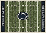 Penn State Nittany Lions Home Field Area Rug