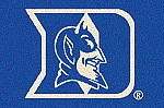 Duke Blue Devils Team Logo Area Rug
