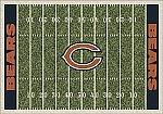 Chicago Bears Home Field Area Rug