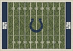 Indianapolis Colts Home Field Area Rug