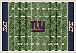 New York Giants Home Field Area Rug