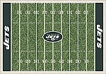 New York Jets Home Field Area Rug