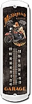 Motorhead Garage Outdoor Thermometer