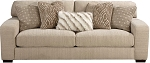 Jackson® Serena Oyster 227603 Sofa or 227602 Love Seat Replacement Cushion Cover