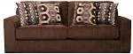 Jackson® Sutton Chocolate 328903 Sofa or 328902 Love Seat Replacement Cushion Cover