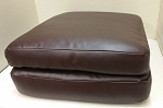 Serta® Replacement Cushion and Cover - Bomber Chocolate 4500 Sofa or Loveseat