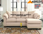Ashley® Darcy replacement cushion and cover, 7500018 Stone