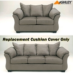 Ashley® Darcy Replacement Cushion Cover Only, 7500538 or 7500535 CobbleStone