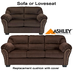 Ashley® Kinlock replacement cushion cover, 3340138 sofa or 3340135 love
