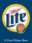 Miller Lite Logo Tin Sign
