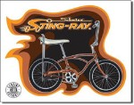 Schwinn Sting Ray Tin Sign