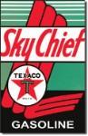 Texaco Sky Chief Tin Sign