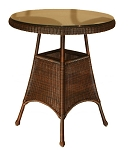 Lexington Synthetic All Weather Wicker Bar Table