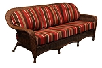 Lexington Synthetic All Weather Wicker Sofa