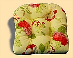 Indoor/Outdoor Risa Lemonade Seat Cushion