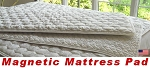 Split Queen Magnetic Mattress Pad
