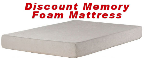 Daybed bed size discount memory foam mattress Discount foam mattress