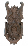 Small North Wind Door Knocker