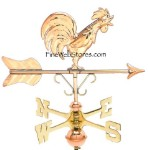 Rooster Cottage Size Weather Vane