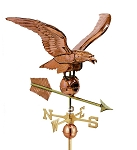 Smithsonian Eagle Weathervane