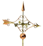 Estate Victorian Arrow Weathervane