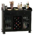 Cabernet Hills 695-002 Howard Miller Wine Cabinet
