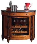 Merlot Valley 695-016 Howard Miller Wine Cabinet