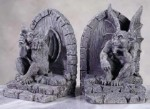 Gargoyle Bookends  - Set of Two