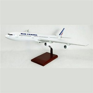 A340-300 Air France Commercial Aircraft Model