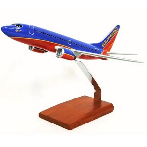 B737-700 Southwest Commercial Aircraft Model
