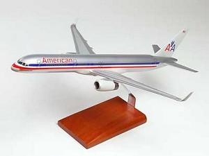 B757-200 American Commercial Aircraft Model