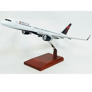 B757-200 Delta Commercial Aircraft Model