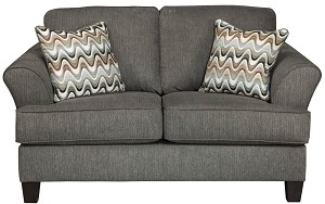 Ashley® Gayler Love Seat Replacement Cushion Cover ONLY, 4120135 Gray