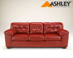 Ashley® Alliston DuraBlend® Salsa replacement cushion and cover, 2010038 sofa or 2010035 love