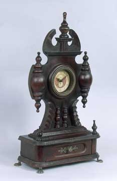 Tall Antique Style Clock
