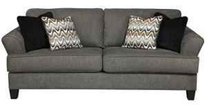 Ashley® Gayler Sofa Replacement Cushion and Cover, 4120138 Gray