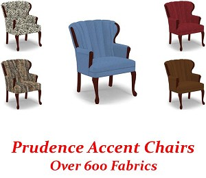 Prudence Queen Anne Accent Chair