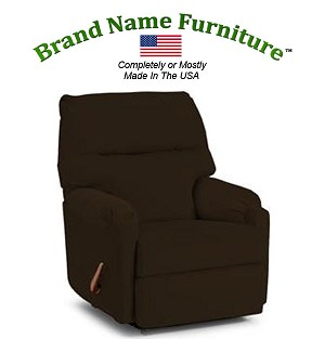 Brown Recliner Chair Rocker
