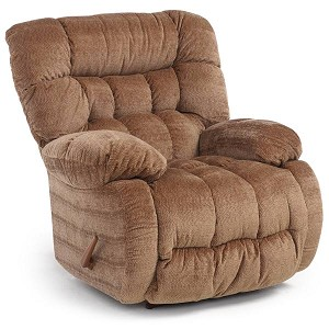 Plusher Swivel Rocker Recliner