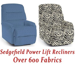 Sedgefield Power Lift Recliner