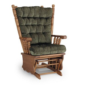 Giselle Swivel Glider Rocker