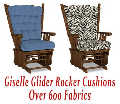Glider Rocker Cushions For Giselle Chair