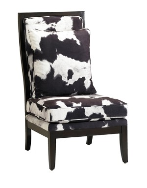 Murray Traditional High Back Accent Chair