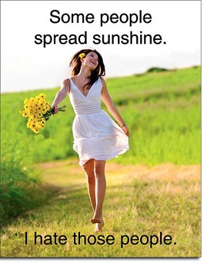 Spread Sunshine Tin Sign