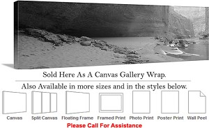 "Grand Canyon Park American Landmark in Arizona-4 Canvas Wrap 48"" x 16"""