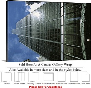 "Sears Tower American Landmark Chicago Illinois-61 Canvas Wrap 20"" x 30"""